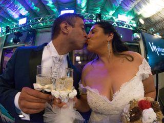 El matrimonio de Jordana  y Javier