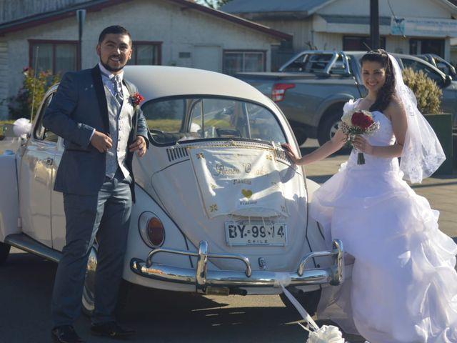 El matrimonio de Daniela  y Yimmy