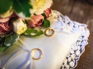El matrimonio de Francesca y Sebastián 1