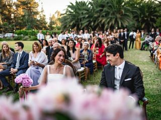 El matrimonio de Francesca y Sebastián