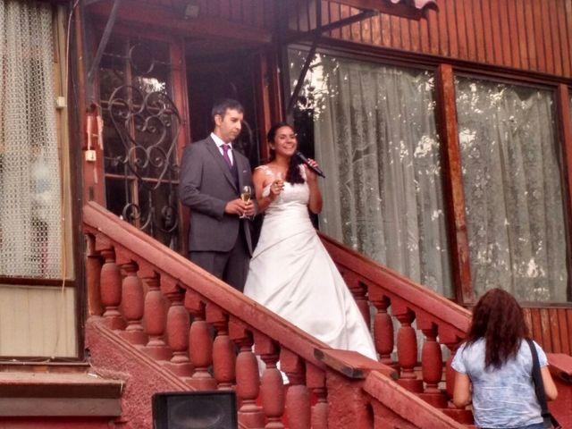 El matrimonio de Mariafernanda y Juan Antonio