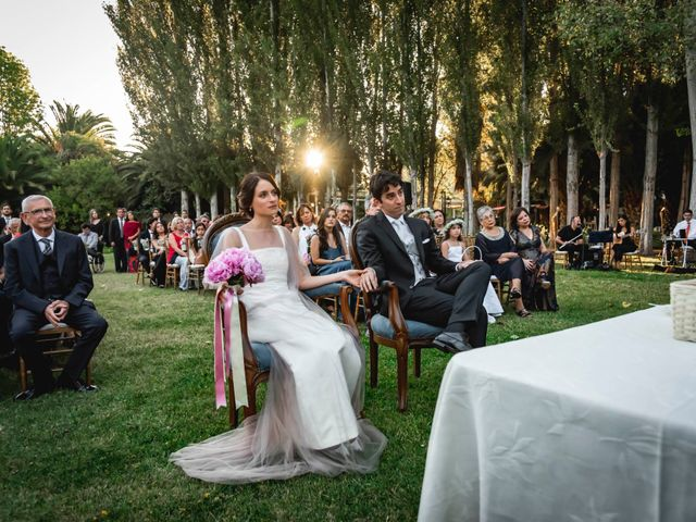 El matrimonio de Sebastián y Francesca en Paine, Maipo 17