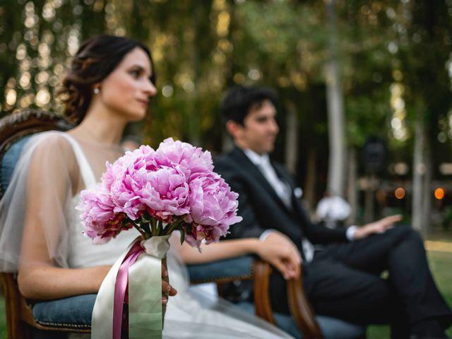 El matrimonio de Sebastián y Francesca en Paine, Maipo 18