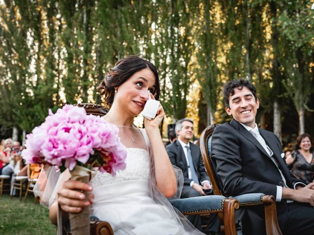 El matrimonio de Sebastián y Francesca en Paine, Maipo 20