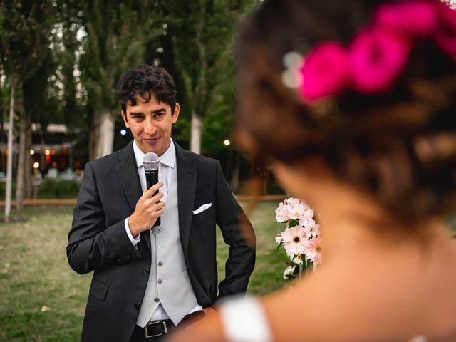 El matrimonio de Sebastián y Francesca en Paine, Maipo 21