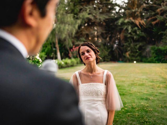 El matrimonio de Sebastián y Francesca en Paine, Maipo 22