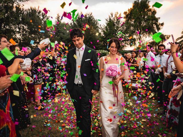 El matrimonio de Sebastián y Francesca en Paine, Maipo 24