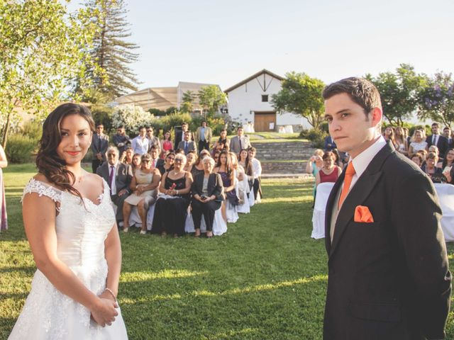 El matrimonio de Alvaro y Stephanie en Quilpué, Valparaíso 8