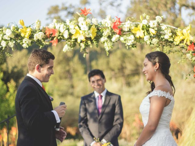 El matrimonio de Alvaro y Stephanie en Quilpué, Valparaíso 11