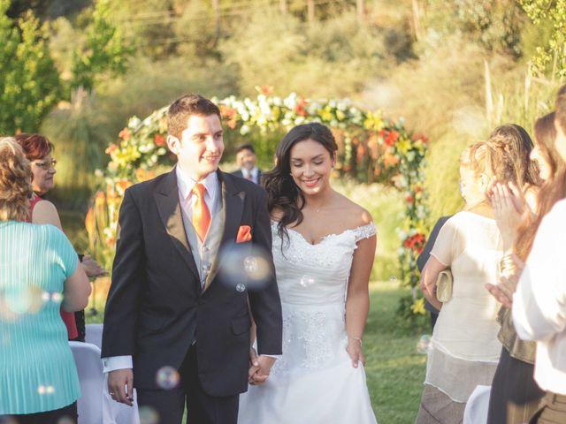El matrimonio de Alvaro y Stephanie en Quilpué, Valparaíso 13