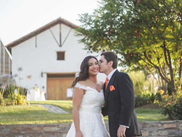 El matrimonio de Alvaro y Stephanie en Quilpué, Valparaíso 14
