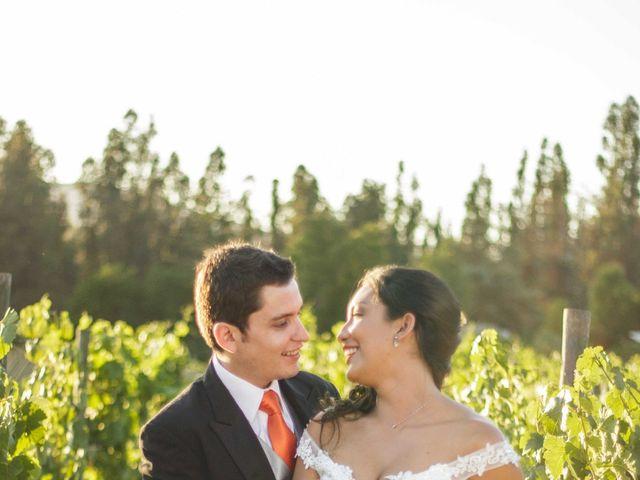 El matrimonio de Alvaro y Stephanie en Quilpué, Valparaíso 15
