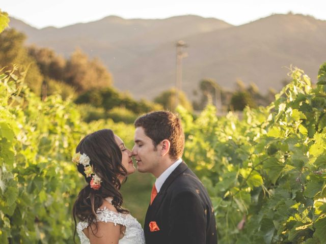 El matrimonio de Alvaro y Stephanie en Quilpué, Valparaíso 16