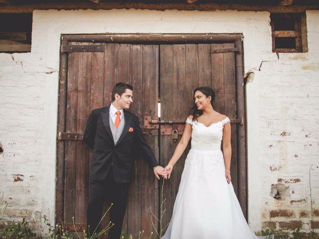 El matrimonio de Alvaro y Stephanie en Quilpué, Valparaíso 17