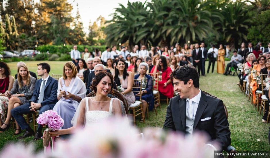 El matrimonio de Sebastián y Francesca en Paine, Maipo