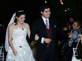El matrimonio de Cindy y Hero