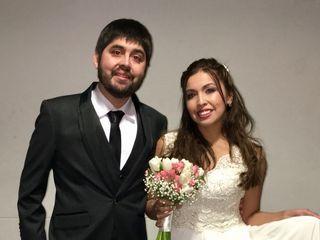 El matrimonio de Varinnia y Juan Pablo