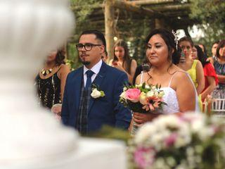 El matrimonio de Ale y Nacho