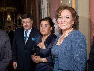El matrimonio de Evelyn y José Manuel 3