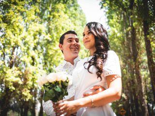 El matrimonio de Nicole y Benjamín 2