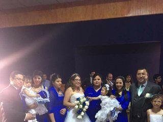 El matrimonio de Jacqueline Olivares  y Angel Baros 1