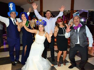 El matrimonio de Lesly brocal  y Nestor parra 3