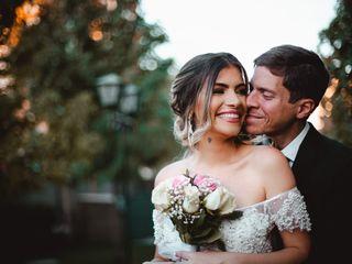 El matrimonio de Natacha y Fernando