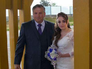 El matrimonio de Yessica y Francisco 3