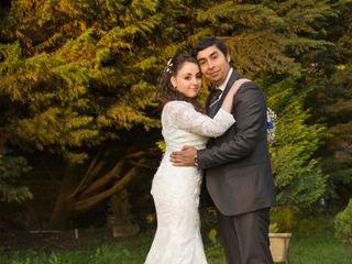 El matrimonio de Yessica y Francisco