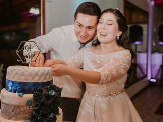 El matrimonio de María Fernanda y Mauricio 1