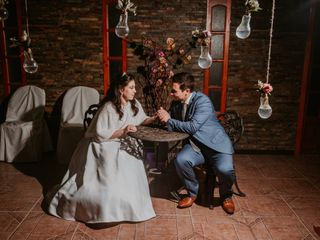 El matrimonio de María Fernanda y Mauricio 3