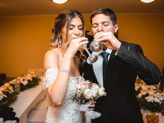 El matrimonio de Fernando y Natacha en San Miguel, Santiago 4