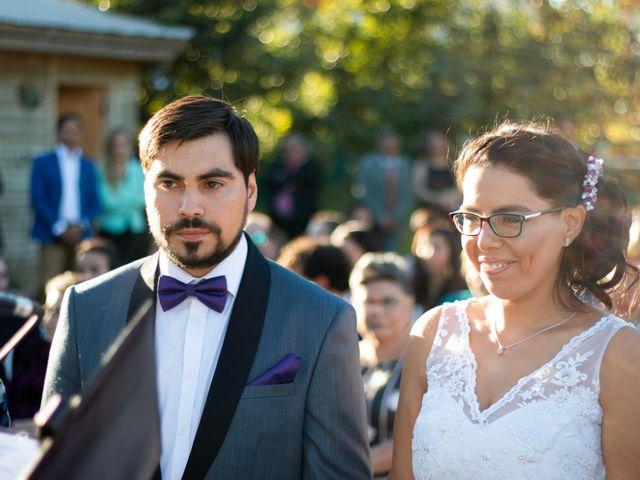 El matrimonio de Ester y Camilo