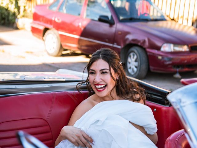 El matrimonio de Daniel y Carol en Buin, Maipo 7