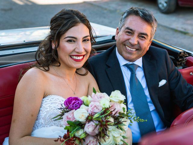 El matrimonio de Daniel y Carol en Buin, Maipo 8