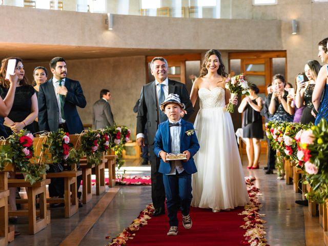 El matrimonio de Daniel y Carol en Buin, Maipo 1