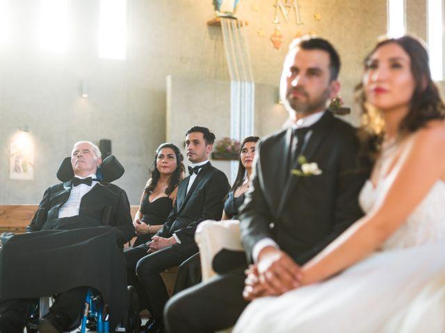 El matrimonio de Daniel y Carol en Buin, Maipo 12