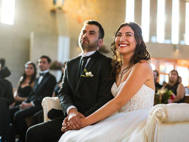El matrimonio de Carol y Daniel