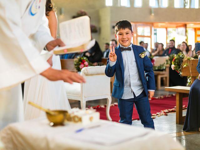 El matrimonio de Daniel y Carol en Buin, Maipo 14