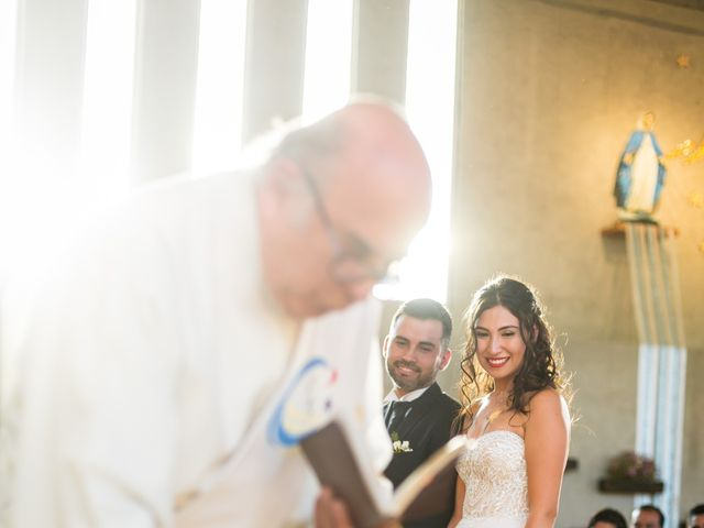 El matrimonio de Daniel y Carol en Buin, Maipo 15