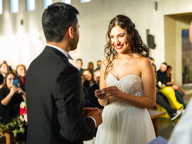 El matrimonio de Daniel y Carol en Buin, Maipo 17