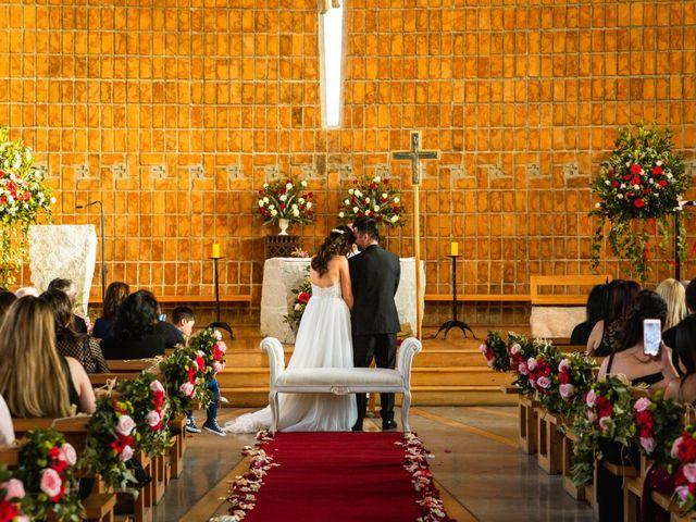 El matrimonio de Daniel y Carol en Buin, Maipo 18