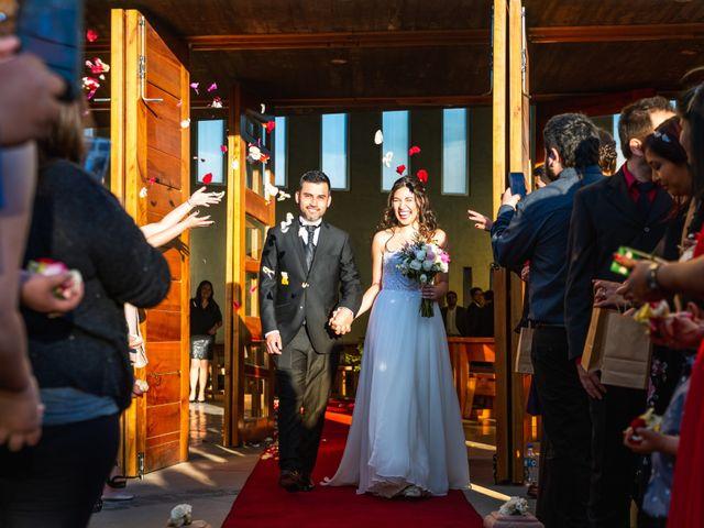 El matrimonio de Daniel y Carol en Buin, Maipo 19