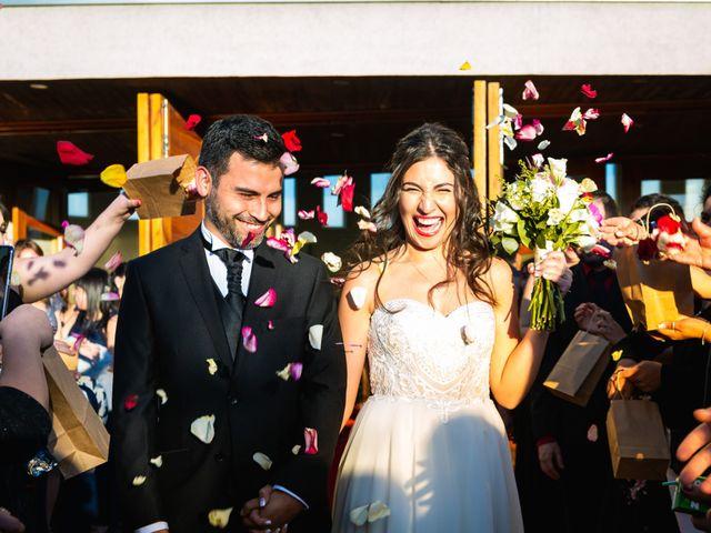 El matrimonio de Daniel y Carol en Buin, Maipo 2