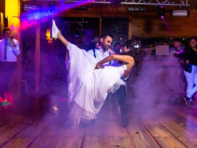 El matrimonio de Daniel y Carol en Buin, Maipo 24