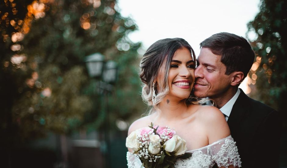 El matrimonio de Fernando y Natacha en San Miguel, Santiago