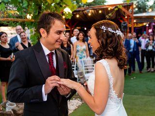 El matrimonio de Maria Paz y Diego 3