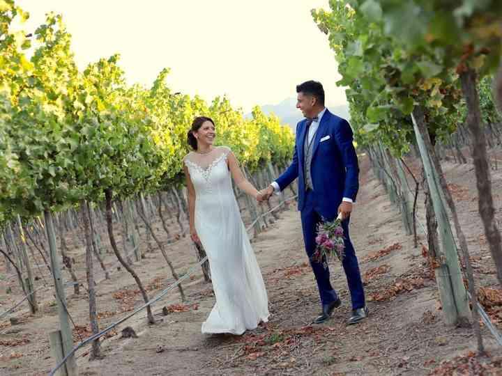El matrimonio de Pamela y Cristian