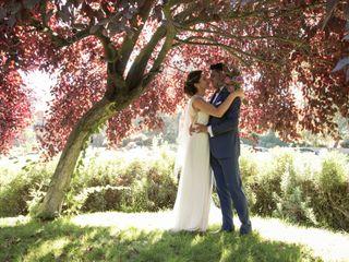 El matrimonio de Pamela y Cristian 1