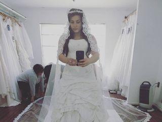 El matrimonio de Scarlet y Christian 2
